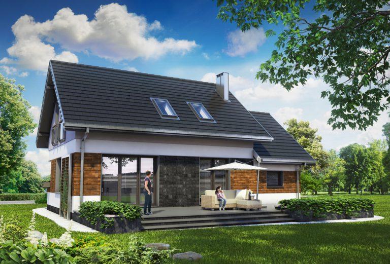 готові-проекти-одноповерхових-будинків-з-мансардою